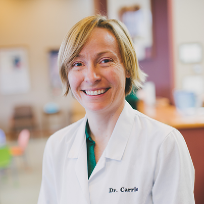 Dr. Carrie Peterson